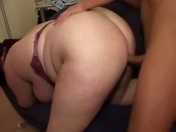 fat as hell and horny as a cumslut
