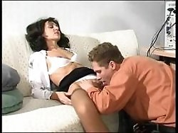 Esther&Gilbert kinky mom on video