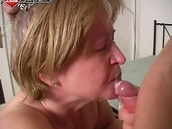 cunt pumping and cum eating