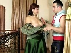 Viola&Peter naughty mature action