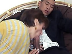 Sonia blows young asian